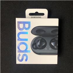 NEW Samsung Galaxy Buds Bluetooth Earbuds with Wireless Charging Case Black