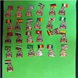 1994 Coca Cola World Cup Collector Pins