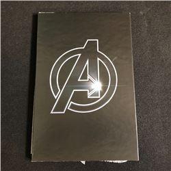 Marvel Avengers Agent Coulson`s Captain America Trading Cards Efx