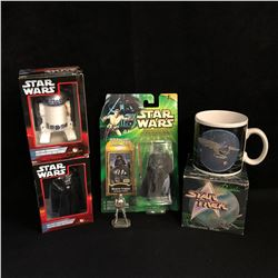 STAR WARS COLLECTOR LOT