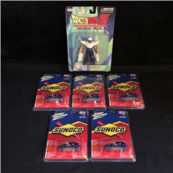 JOHNNY LIGHTNING AND DRAGON BALL Z COLLECTOR LOT