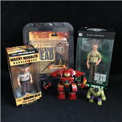 THE WALKING DEAD COLLECTOR LOT