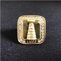 1993 MONTREAL CANADIANS STANLEY CUP RING AAA REPLICA