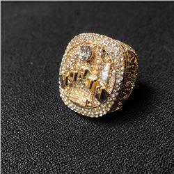 2019 NBA Toronto Raptors Championship Fan Ring Replica Size 11 The SIX
