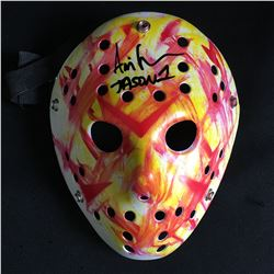 "Ari Lehman Signed ""Friday the 13th"" Mask Inscribed ""Jason 1"""
