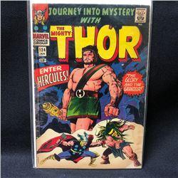 THE MIGHTY THOR #124 (MARVEL COMICS) 1966