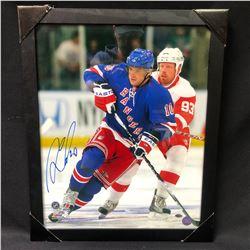 MARIAN GABORIK SIGNED and FRAMED PHOTO (NHL HOLOGRAM)