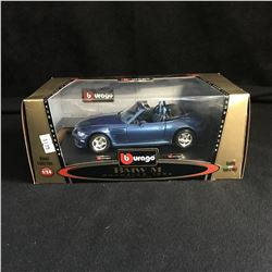 BURAGO 1:24 SCALE BMW M ROADSTER 1996