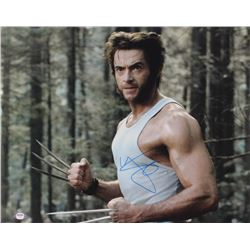 Hugh Jackman Signed  Wolverine 11x14 Photo (PSA Hologram)