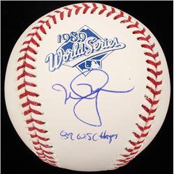 Mark McGwire Signed Baseball (PSA COA)