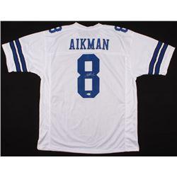 Troy Aikman Signed Jersey (Beckett COA)
