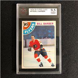 1978-79 O-PEE-CHEE #176 BILL BARBER (9.5 NGM)