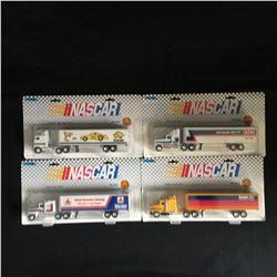 1:64 SCALE NASCAR DIE-CAST TRUCKS LOT