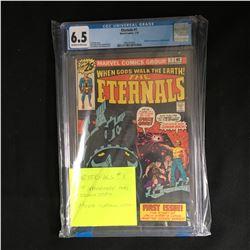 1976 ETERNALS #1 (MARVEL COMICS) CGC UNIVERSAL GRADE 6.5