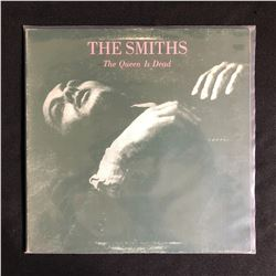 "THE SMITHS ""THE QUEEN IS DEAD"" ORIGINAL USA PRESSING 1986"