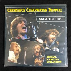 "CCR ""GREATEST HITS"" 3 LP SET"