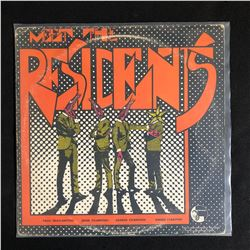 "THE RESIDENTS ""MEET THE RSIDENTS"" ORIGINAL LP ON RALPH"