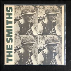 "THE SMITHS ""MEAT IS MURDER"" ORIGINAL UK IMPORT ON ROUGH TRADE (VERY RARE)"