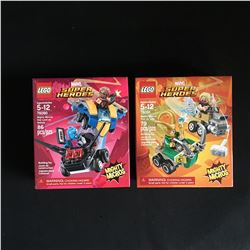 LEGO MARVEL SUPER HEROES 76090/ 76091