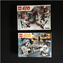 LEGO STAR WARS 75197/ 75207