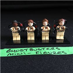 LEGO MINIFIGURES (GHOSTBUSTERS)