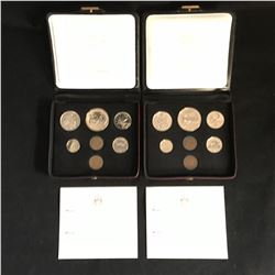 UNCIRCULATED 1974 CANADIAN COIN SETS