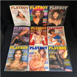 PLAYBOY MAGAZINE LOT