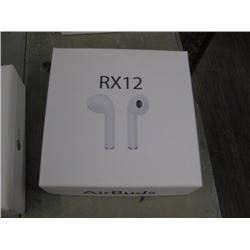 NEW RX12 AIR BUDS
