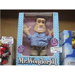MR.WONDERFUL DOLL