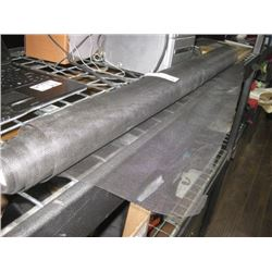 ROLLED UP SCREEN FABRIC