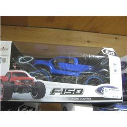 FORD F-150 REMOTE CONTROL TOY CAR