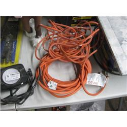 SET OF 2 EXTENSION CORD