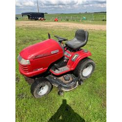 2004 Craftsman DYT 4000 riding mower with 27hp Kohler engine 48 inch mower deck in fair shape runs g