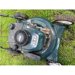 craftsman lawn mower cuts 22 inch