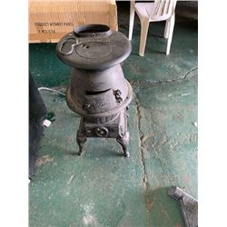 Sears pot belly stove