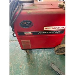 BRSD ( Lincoln Power Mig 255 Welder