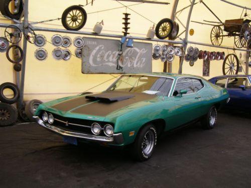 1971 FORD Torino Cobra 2dr HT