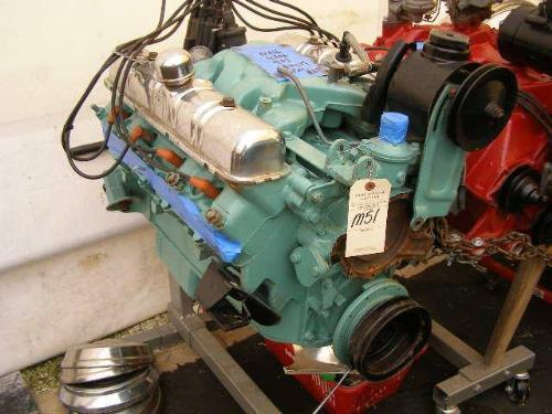 Rebuilt Buick Nailhead 401 Motort