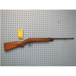 Gecado model 22 pellet gun .177 MISSING FRONT BOLT