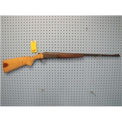 Savage Model 219 break open 3030 rear stock replaced safety missing