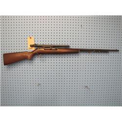 Remington Model 550 - 1 semi automatic 2 magazine 22 short long and long rifle comes with Weaver sco