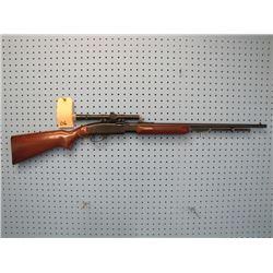 Remington fieldmaster model 572 pump-action 22 short long and long rifle