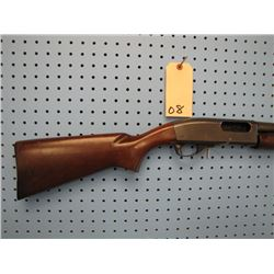 Remington Model 870 pump-action 12 gauge 2 and 3/4 full choke