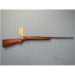 Winchester Model 67 bolt action 22 short long and long rifle single shot