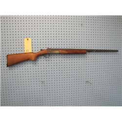 Sears model 684 single shot 20 gauge 2 and 3/4 and 3 in full choke exposed hammer