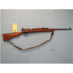 LEE ENFIELD M A Lithgow smle 1941 bolt action 303 clip missing sporterized