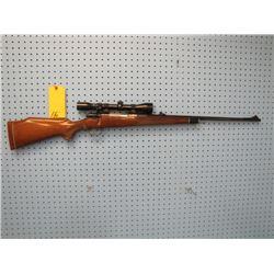 interarms bolt action 30 06 calibre floor plate Lyman scope