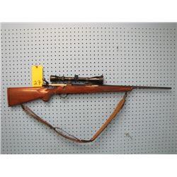 Ruger M77 bolt action 280 REM floor plate Simmons scope