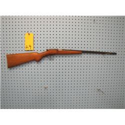 JGA Zella bolt action 22 long rifle single shot