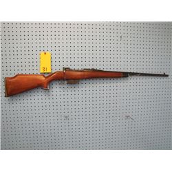 Ross rifle 303 straight pull sporterized